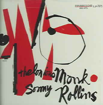 THELONIOUS MONK AND SONNY ROLLINS BY MONK,THELONIOUS (CD)