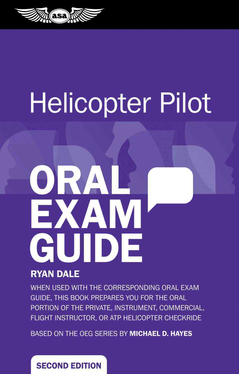 Helicopter Pilot Oral Exam Guide By Dale, Ryan